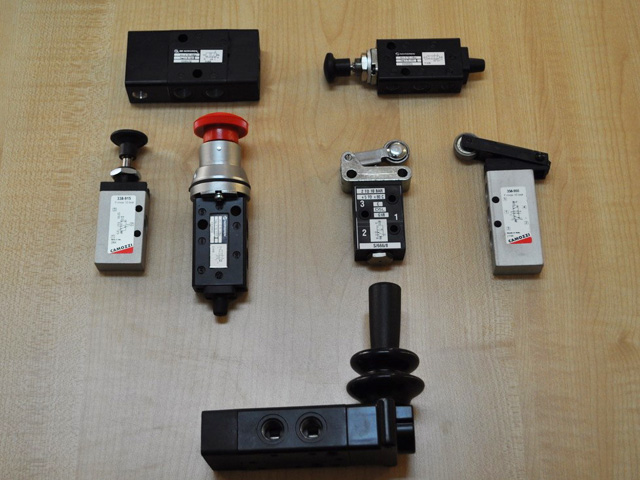 Valves and switches